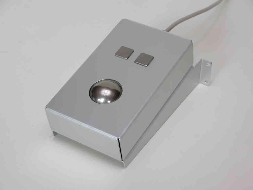 TR124-07 PS2 Trackball 38 mm silver DNR16867