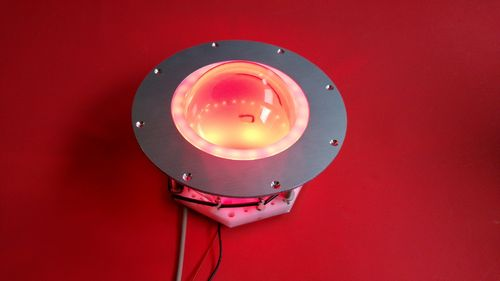 TR129-08 USB LED RED